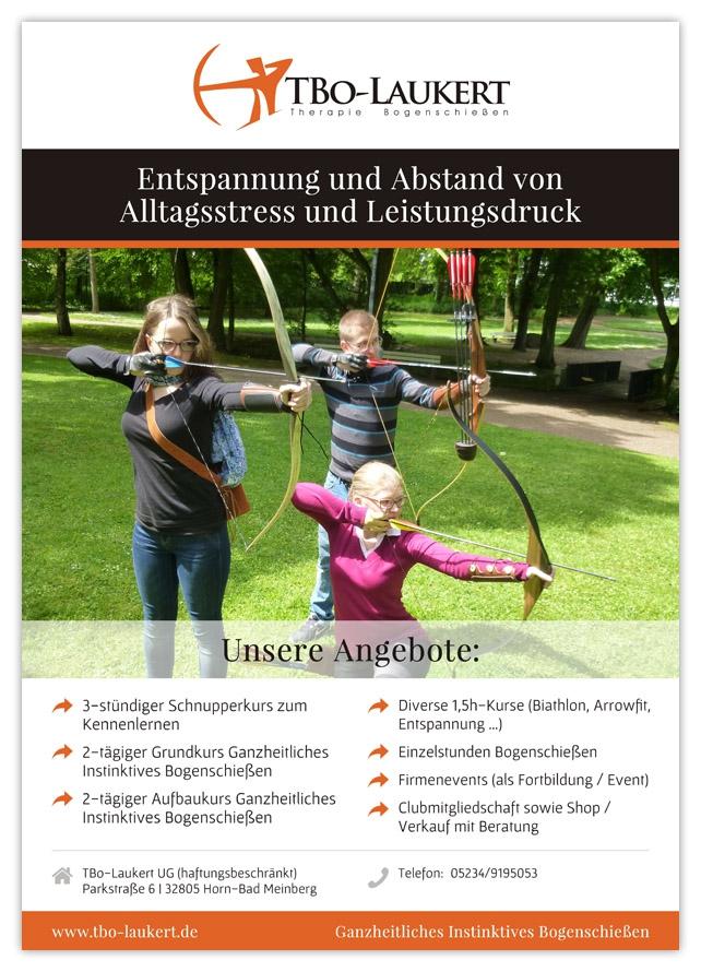 TBo-Laukert Detmold - Plakat A3