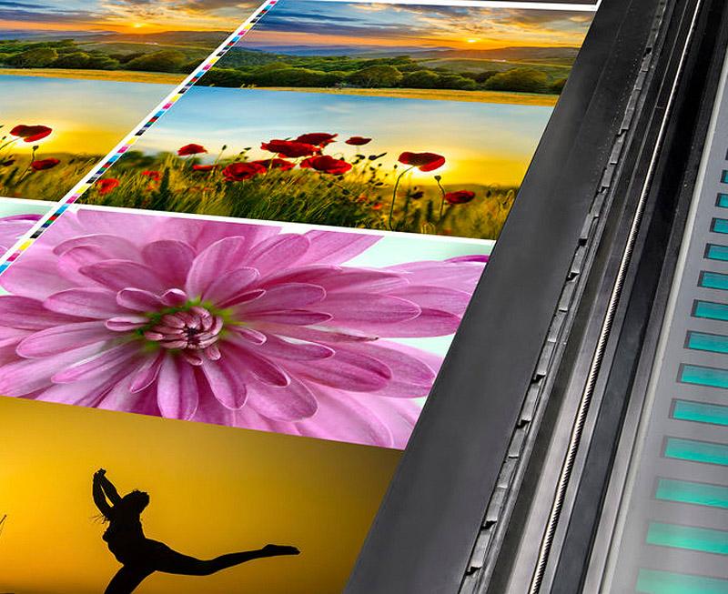 Gestaltung von Druckerzeugnissen und Printprodukten